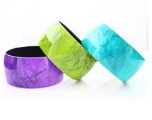 2015 hot selling marble bracelet bangle