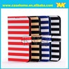 Electric pressed phone case flip cover leather case for samsung s4 i9500