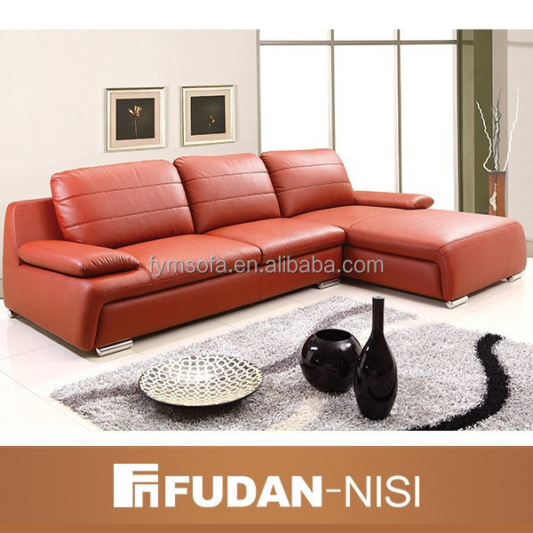 New l shaped sofa designs fm080 stanley leather sofa india for Latest l shaped sofa designs