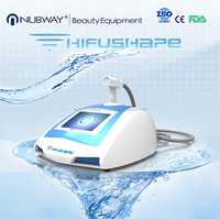 Liposonix loss weight machine High Intensity Focused Ultrasound HIFUSHAPE Body Slimming Machine ultrasonic wave device
