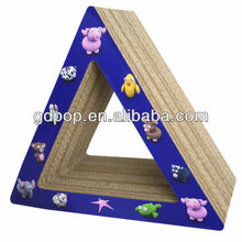 B-CL0078 Hot Selling Shape cat beds wholesale Cardboard Cat Bed