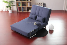 China shanghai adjustable backrest sofa bed B75-1p