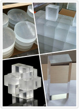 22 mm thickness transparent casting acrylic sheet