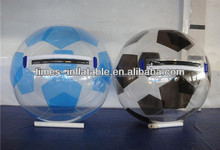 Inflatable water ball football for sale