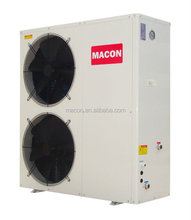 2015 high quality air to water heat pump for under floor heating system