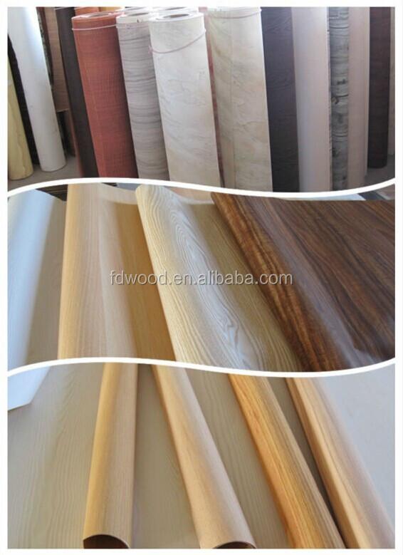 Furniture self adhesive wood veneer decorative paper for for Furniture decoration paper