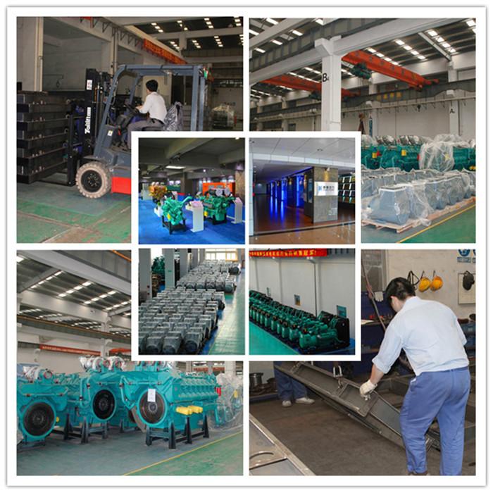 Silent Type 30kVA 24kW Diesel Generator set