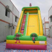 Cheap price big kahuna inflatable water slide/kids water pool playground