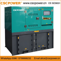 Largest discount !5kva to 1000kva open and silent diesel generator with cummins engine generator FREE GIFTS