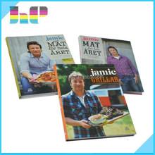 full color hot sale cook book Printing bulk overseas cook book printing