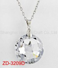 ZD-3209D New arrival simple design empty cup chain necklace for sale