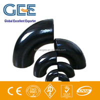 ASME A234 WPB seamless carbon steel elbow/sch40 90deg long radius elbow hebei (Skype)Email:gee8105@geepipe.cc