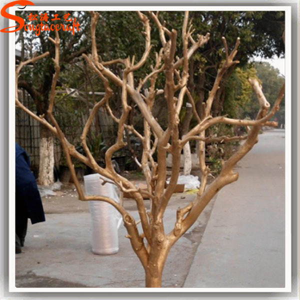 couleurs personnalis es faux int rieure arbre sec branches. Black Bedroom Furniture Sets. Home Design Ideas