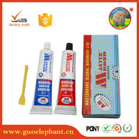 Super strong AB glue,stone adhesive,double component,epoxy resin,good price