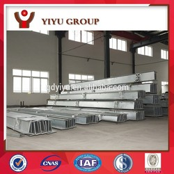 construction materials galvanized steel t bar/T beam