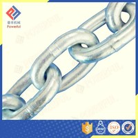 USED Drop Forge Twisted Link Chain for Sale