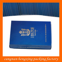 Plastic Coated Finishing Poker Cards With Offset printing