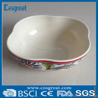 2014 New Design Jade Porcelain bowl Color & Melamine Tableware