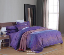 wholesale bed sheet 451 bright colored beautiful design good quality