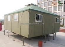 2015 hot sale Block folding tent trailer Gold manufacturer ! folding caravan trailers folding car trailer MOBILE HOME Military