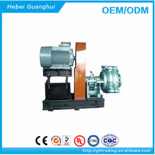 High corrosion of metal coal washing hard metals slurry pump made in China