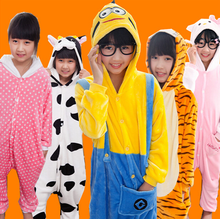 Newest fashion Unisex Animal Onesie Jumpsuit Flannel Pajamas Wholesale Low Price Winter Animal Onesie for Adult