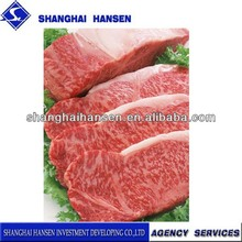 beef trimming import custom clearance