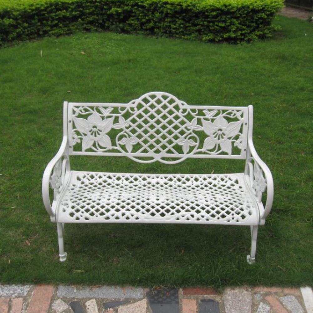 Ronda De Le A Jard N De Fundici N De Aluminio Muebles De Hierro  # Muebles Hielo Sur