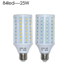 e27 led 25w led corn light 5730smd 84led