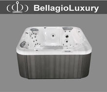 new design balboa control hot tub, clear acrylic massage spa, best outdoor spa for 5 person