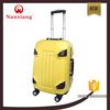 pc trolley luggage, colorful luggage,3 piece trolley luggage set