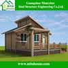 Prefabricated Steel Frame Villa/ House/ Home