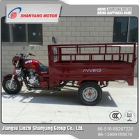 Top sale cheapest air cooled adult tricycle new 3 wheel motorcycle
