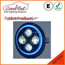 Qeedon original design led headlamp car tuning easy installation