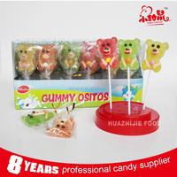 Halal gummy bear candy,Fruit Shape Gummy Candy,Yummy Gummy Candy OF Animal Shape
