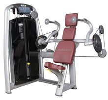 Fitness equipment triceps extension 172kg steel material