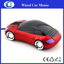 Corporate giveaways classic racing car mouse for gift