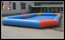 Inflatable Adult Swimming Pool Outdoor Water Fun Play Center Pool Summer Swim Pool