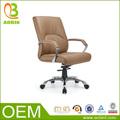 silla lusa para ejecutivos con alta espalda de cuero de PU