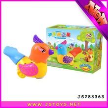 plastic toy birds