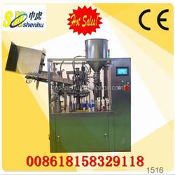 Automatic Cosmetic Tube Sealing Machine