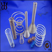 use small toy ,clock , arts and crafts, compression spring with nickel plated