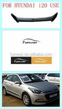 HYUNDAI i20 2012 CAR BONNET GUARD VISOR