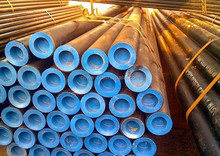 high quality hot sale 20# sch40 Seamless Steel Pipes ASTM A53 A500 BS1387 Grade B carbon steel pipe with galvanized or oil in th