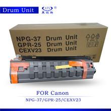 copier part developer unit NPG-37 GPR-25 CEXV23 for CANON ir2016 ir2018 ir2022 ir2025 ir2030 photocopy machine