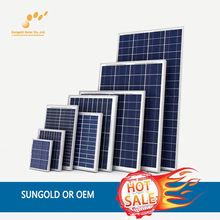 OEM hecho en panel solar china --- venta directa de fábrica
