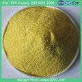 Policloruro de aluminio msds para la impresión y teñido