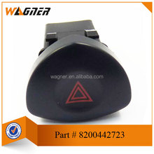 Warning Lamp Hazard Light Switch for Renault 8200442723 82000060036