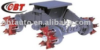 BPW bogie suspension for trailer semi-trailer cantiliver dread boogie