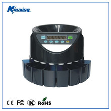 NX-887 Intelligent coin counter and sort with 8 boxes
